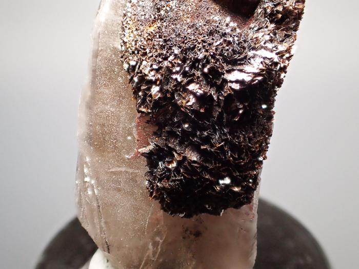 コロラド産スモーキークォーツ&ゲーサイト (Smoky Quartz & Goethite/ Colorado)-photo9