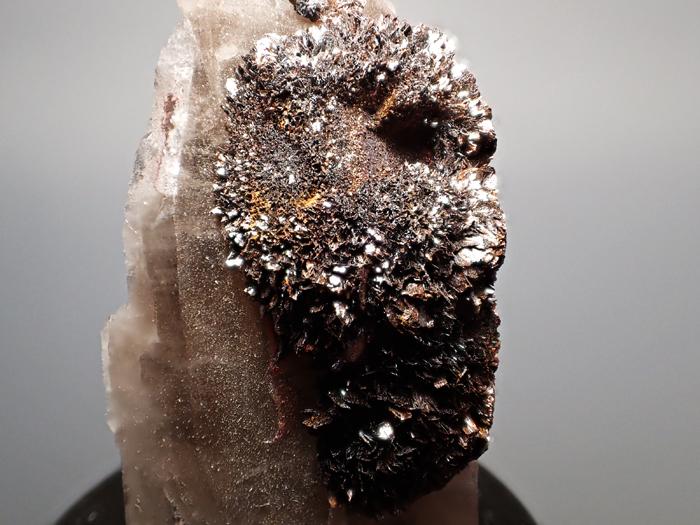 コロラド産スモーキークォーツ&ゲーサイト (Smoky Quartz & Goethite/ Colorado)-photo10