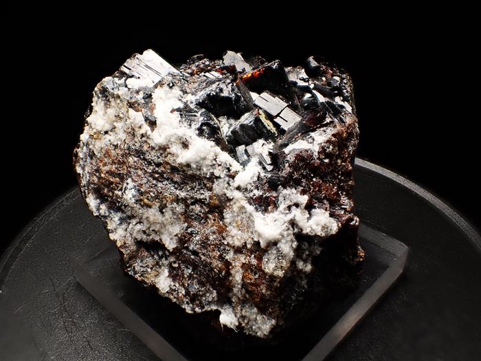 ザギマウンテン産ベスビアナイト (Vesuvianite / Zagi Mountain)-photo5