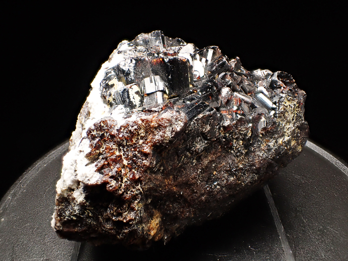 ザギマウンテン産ベスビアナイト (Vesuvianite / Zagi Mountain)-photo6