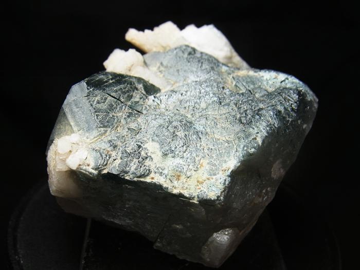 ザギマウンテンクォーツ、リーベカイト&アルバイト (Zagi Mountain Quartz, Riebeckite & Albite)-photo4