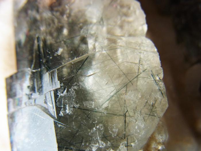 ザギマウンテンクォーツ、リーベカイト&アルバイト (Zagi Mountain Quartz, Riebeckite & Albite)-photo24