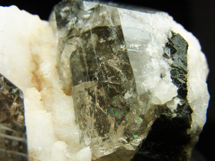 ザギマウンテンクォーツ、リーベカイト&アルバイト (Zagi Mountain Quartz, Riebeckite & Albite)-photo25