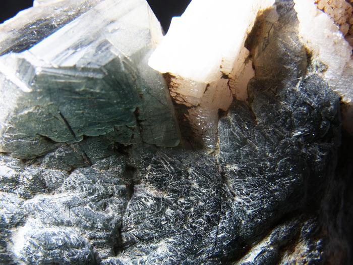 ザギマウンテンクォーツ、リーベカイト&アルバイト (Zagi Mountain Quartz, Riebeckite & Albite)-photo28