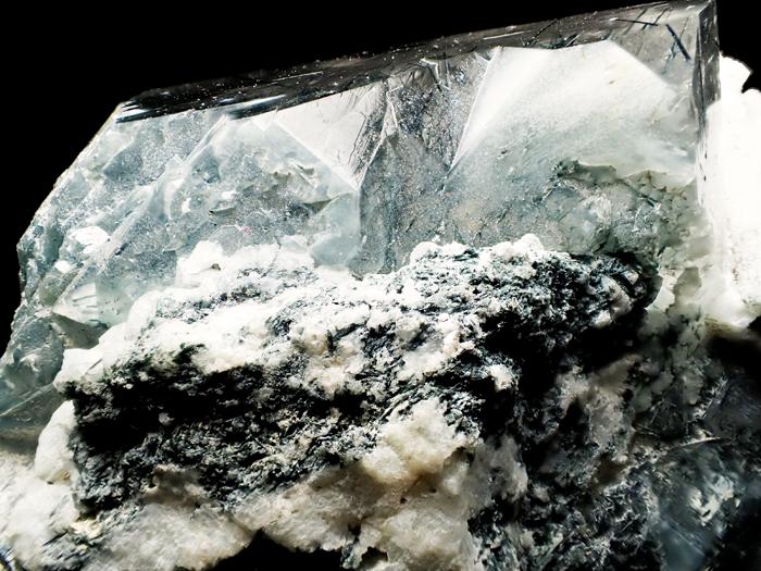 ザギマウンテン産クォーツ&リーベカイト (Quartz & Riebeckite / Zagi Mountain)-photo12
