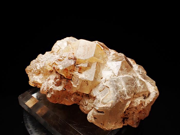 ザギマウンテン産クォーツ、アストロフィライト&リーベカイト (Quartz, Astrophyllite & Riebeckite / Zagi Mountain)-photo5