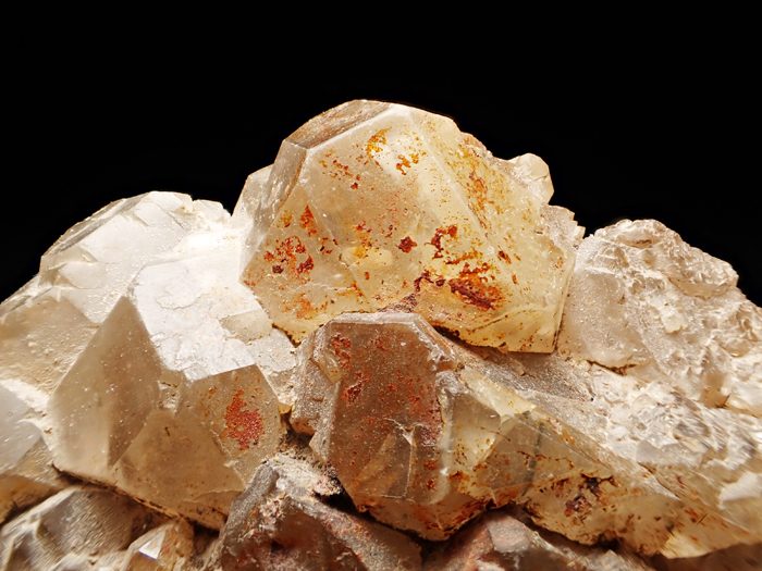 ザギマウンテン産クォーツ、アストロフィライト&リーベカイト (Quartz, Astrophyllite & Riebeckite / Zagi Mountain)-photo10