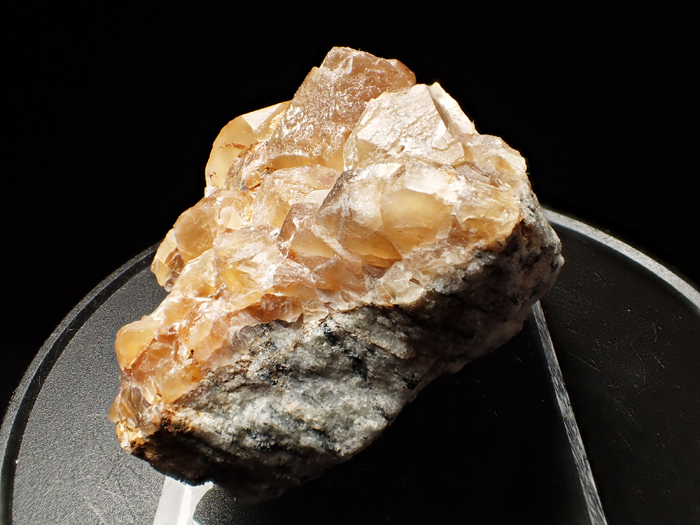 ザギマウンテン産クォーツ&アストロフィライト (Quartz & Astrophyllite / Zagi Mountain)-photo2