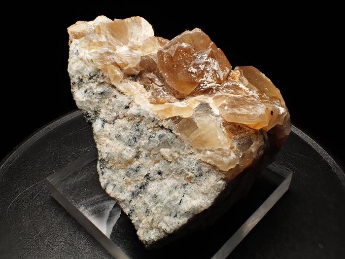ザギマウンテン産クォーツ&アストロフィライト (Quartz & Astrophyllite / Zagi Mountain)-photo5