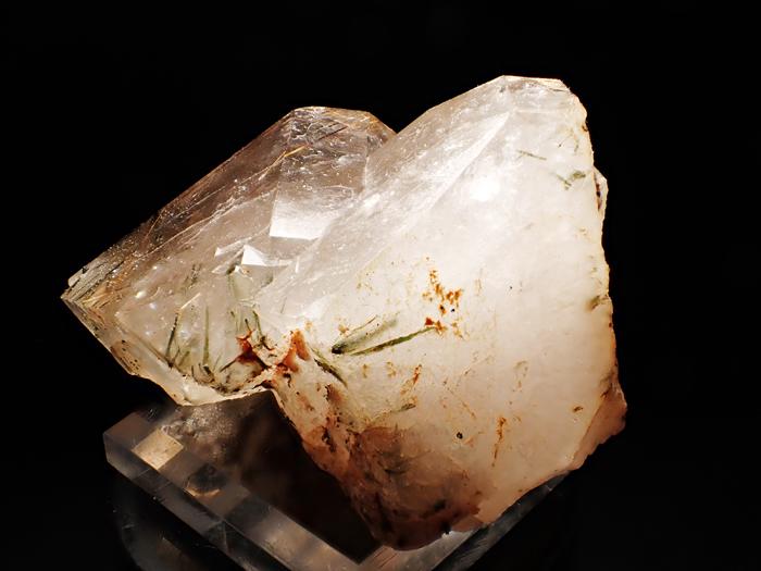 ザギマウンテン産クォーツ、アストロフィライト&エジリン (Quartz, Astrophyllite & Aegirine / Zagi Mountain)-photo1