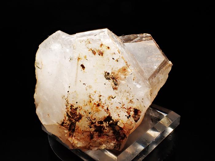 ザギマウンテン産クォーツ、アストロフィライト&エジリン (Quartz, Astrophyllite & Aegirine / Zagi Mountain)-photo3