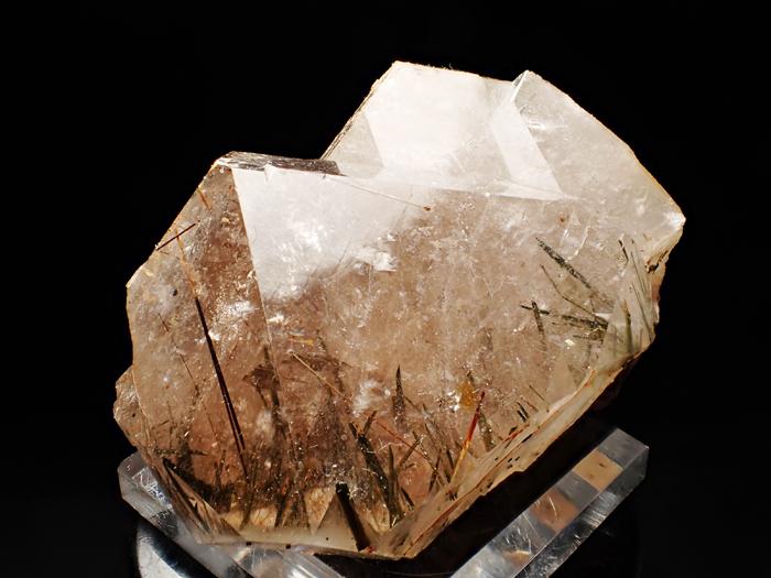 ザギマウンテン産クォーツ、アストロフィライト&エジリン (Quartz, Astrophyllite & Aegirine / Zagi Mountain)-photo7