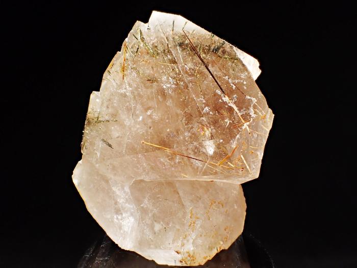 ザギマウンテン産クォーツ、アストロフィライト&エジリン (Quartz, Astrophyllite & Aegirine / Zagi Mountain)-photo12