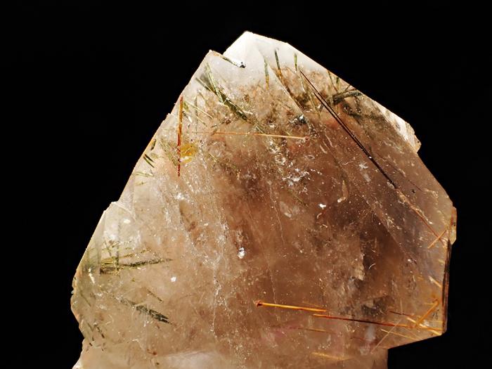 ザギマウンテン産クォーツ、アストロフィライト&エジリン (Quartz, Astrophyllite & Aegirine / Zagi Mountain)-photo14