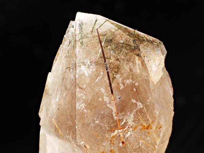 ザギマウンテン産クォーツ、アストロフィライト&エジリン (Quartz, Astrophyllite & Aegirine / Zagi Mountain)-photo15
