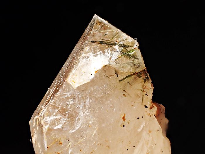 ザギマウンテン産クォーツ、アストロフィライト&エジリン (Quartz, Astrophyllite & Aegirine / Zagi Mountain)-photo16
