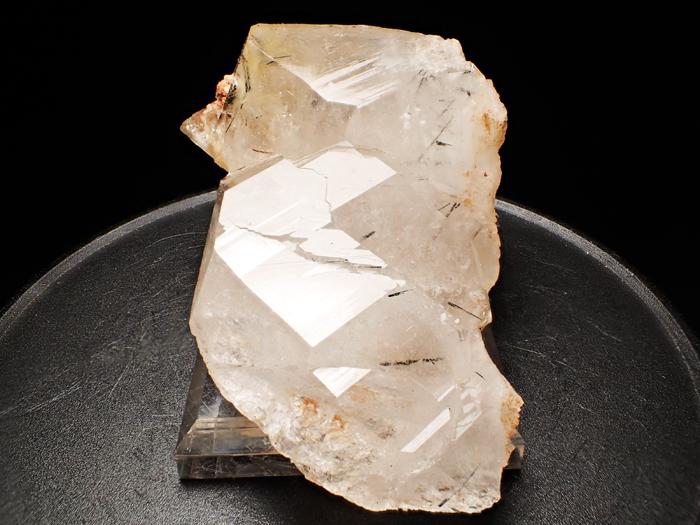 ザギマウンテン産クォーツ、アストロフィライト&リーベカイト (Quartz, Astrophyllite & Riebeckite / Zagi Mountain)-photo7